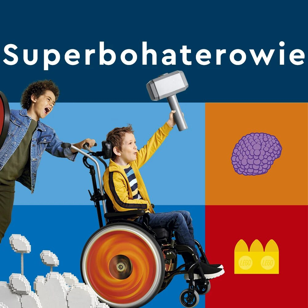 LEGO® Superbohaterowie